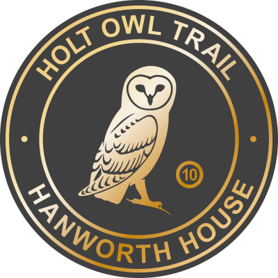 Holt Owl Trail Plaque 10 Hanworth House